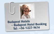 Budapest Hotels - Budapest Hotel Booking Tel/Fax: +36 1 227 9614